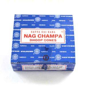 Nag Champ Bleu en Cones