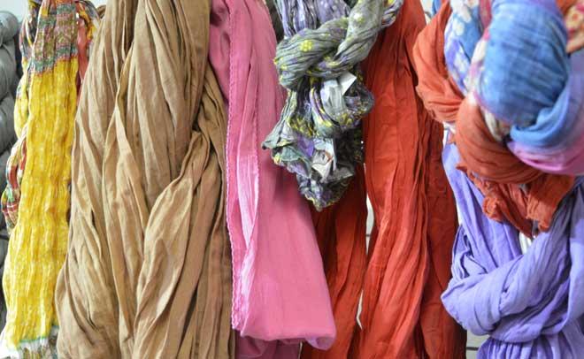 cheche foulard et keffiehs